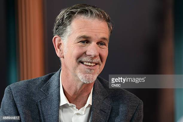 Reed Hastings CEO of Netflix in an interview on September 18 2015