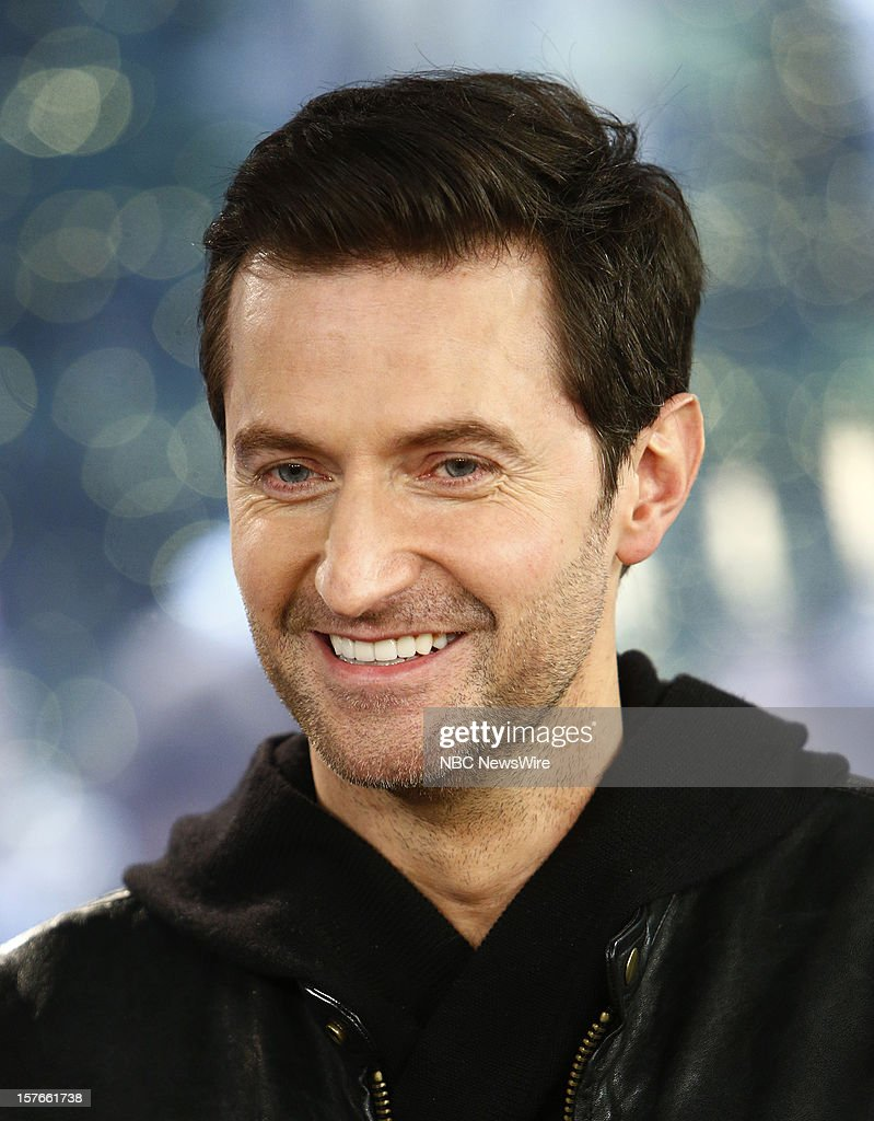 Richard Armitage appears on NBC News' 'Today' show --