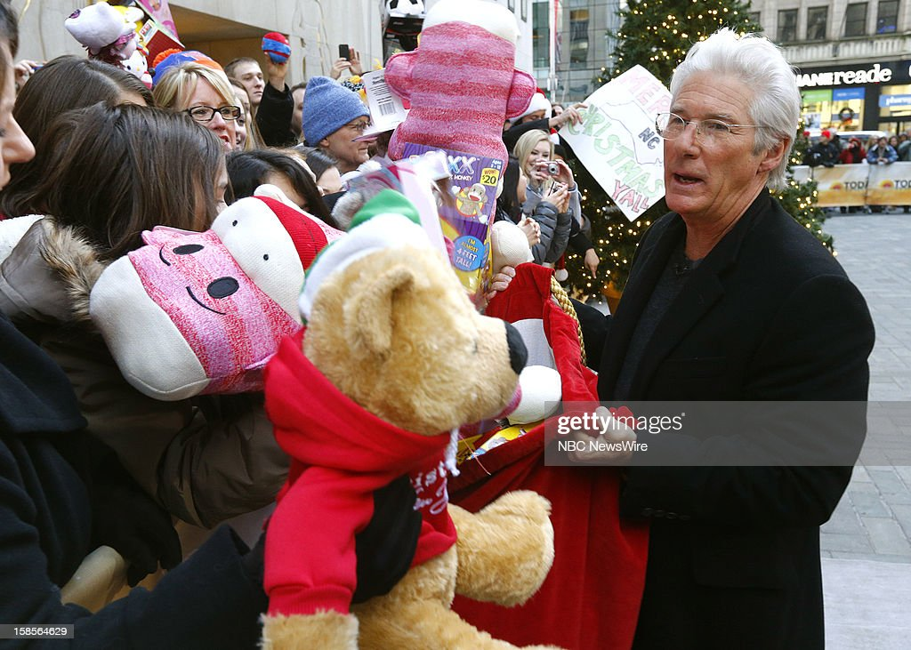 <a gi-track='captionPersonalityLinkClicked' href=/galleries/search?phrase=Richard+Gere&family=editorial&specificpeople=202110 ng-click='$event.stopPropagation()'>Richard Gere</a> appears on NBC News' 'Today' show --