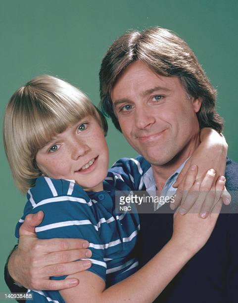 Rick Schroder as Richard 'Ricky' Bluedhorn Stratton Joel Higgins as Edward W Stratton III Photo by Herb Ball/NBCU Photo Bank