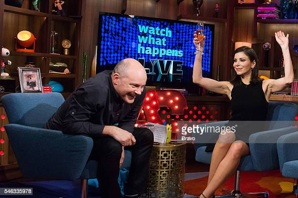 Rob Corddry and Heather Dubrow