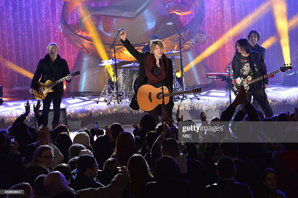 Robby Takac John Rzeznik of the Goo Goo Dolls --