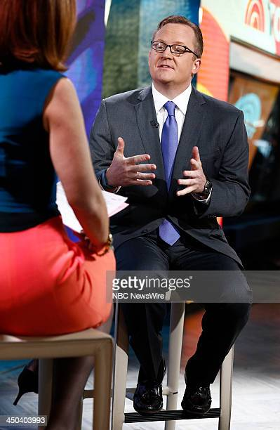Robert Gibbs appears on NBC News' 'Today' show