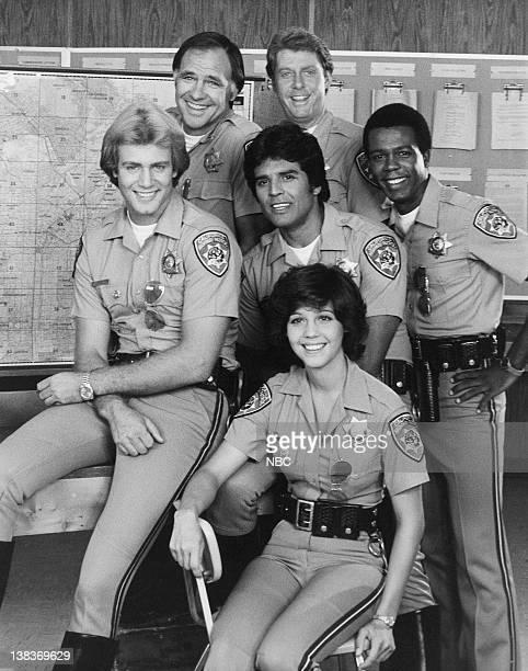 Robert Pine as Sgt Joseph Getraer Paul Linke as Officer Arthur Grossman Tom Reilly as Officer Bobby 'Hot Dog' Nelson Erik Estrada as Officer Frank...