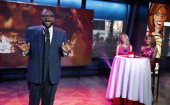 Ruben Studdard Kathie Lee Gifford and Hoda Kotb appear on NBC News' 'Today' show