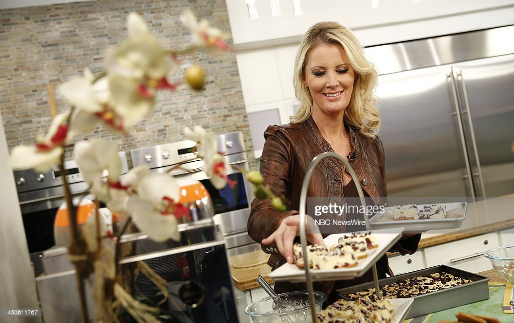 Sandra Lee appears on NBC News' 'Today' show --