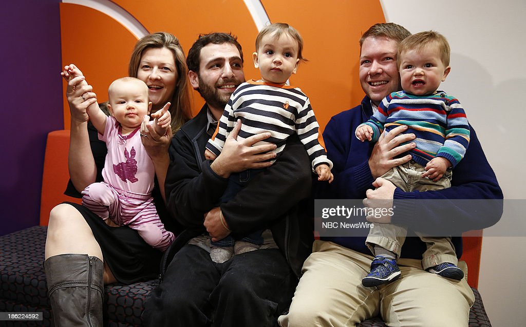 Sandy Babies appear on NBC News' 'Today' show --