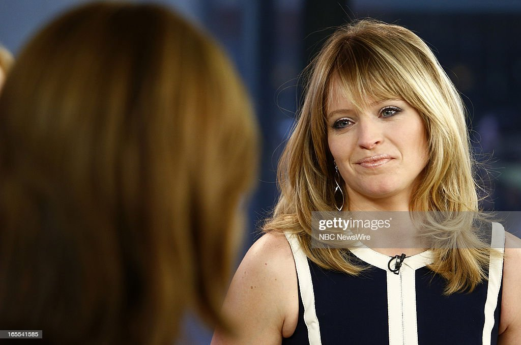 Sara Haines appears on NBC News' 'Today' show --