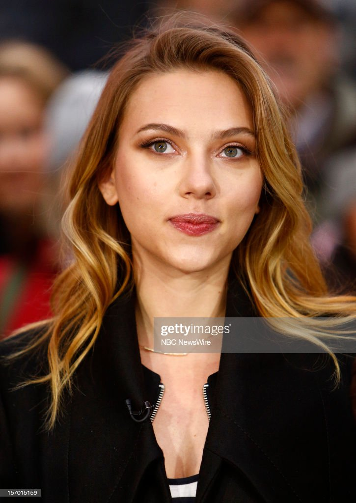 <a gi-track='captionPersonalityLinkClicked' href=/galleries/search?phrase=Scarlett+Johansson&family=editorial&specificpeople=171858 ng-click='$event.stopPropagation()'>Scarlett Johansson</a> appears on NBC News' 'Today' show --