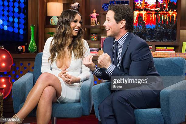 Scheana Marie Shay and Scott Wolf