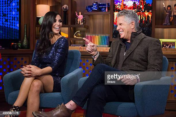 Scheana Shay and Donny Deutsch