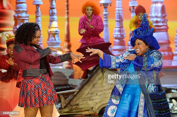 Shanice Williams as Dorothy Amber Riley as Addapearle