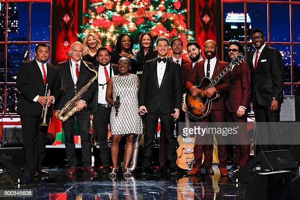 Sharon Jones and The Dap Kings Michael Buble
