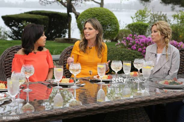 Sheinelle Jones Savannah Guthire and Kathie Lee Gifford on Thursday April 27 2017