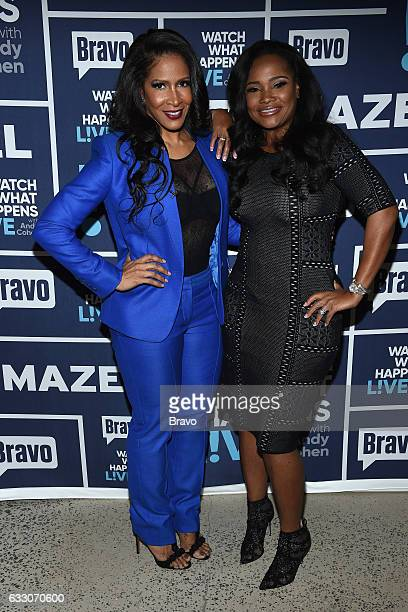 Sheree Whitfield and Dr Heavenly Kimes