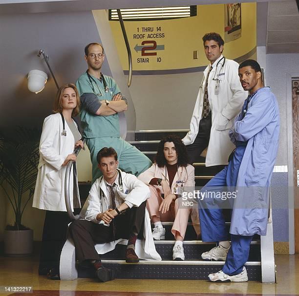 Sherry Stringfield as Doctor Susan Lewis Anthony Edwards as Doctor Mark Greene Noah Wyle as Doctor John Carter Julianna Margulies as Nurse Carol...