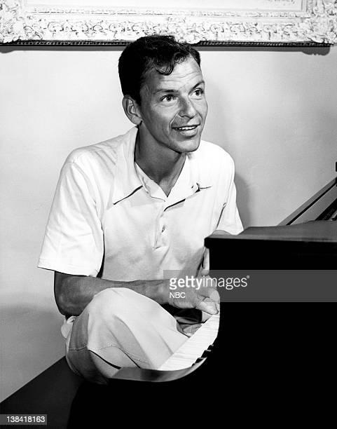 Singer Frank Sinatra in July 1949