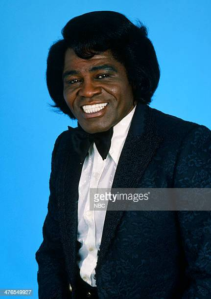 ROCK 'N' ROLL Pictured Singer James Brown