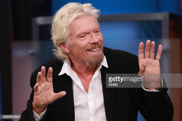 Sir Richard Branson founder of Virgin Group in an interview on September 28 2015