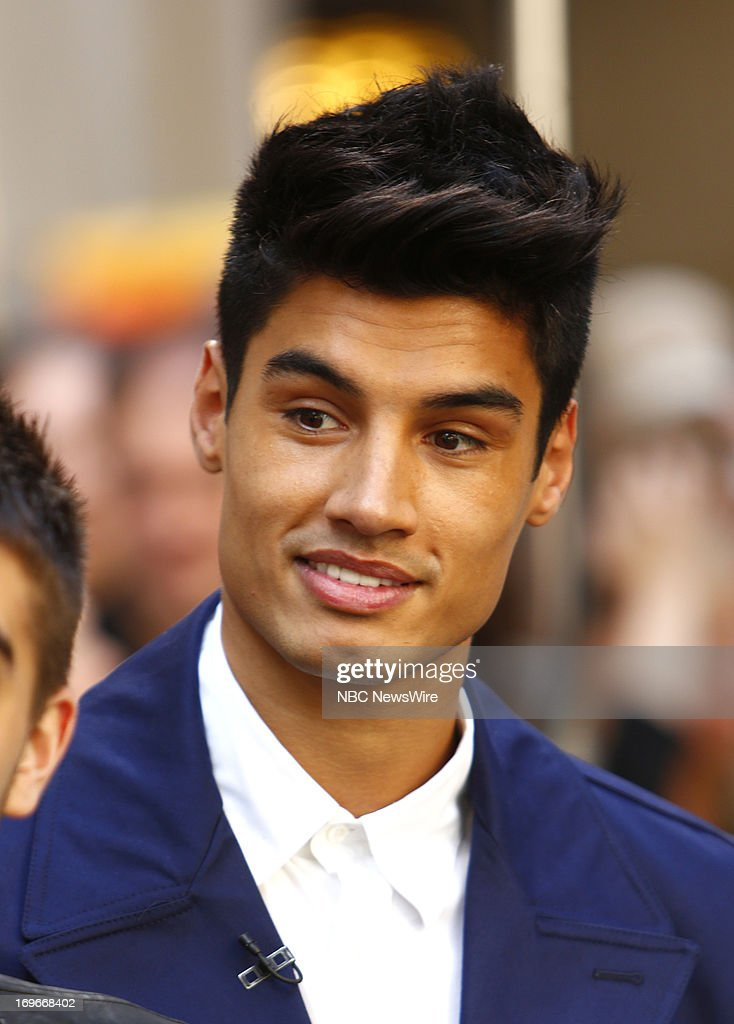 <a gi-track='captionPersonalityLinkClicked' href=/galleries/search?phrase=Siva+Kaneswaran&family=editorial&specificpeople=7039810 ng-click='$event.stopPropagation()'>Siva Kaneswaran</a> of 'The Wanted' appears on NBC News' 'Today' show --