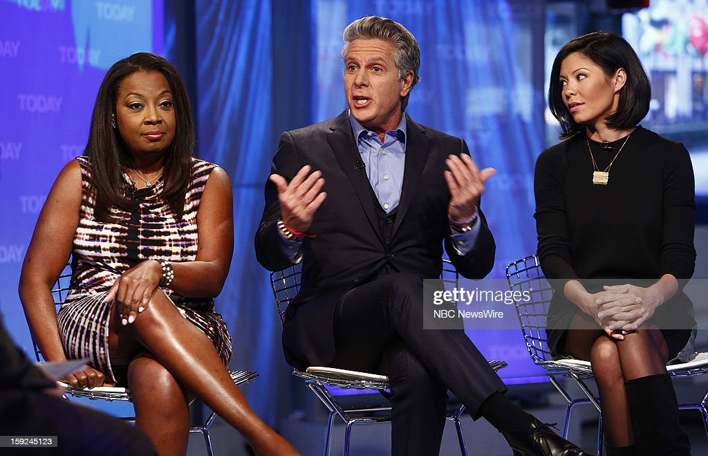 <a gi-track='captionPersonalityLinkClicked' href=/galleries/search?phrase=Star+Jones&family=editorial&specificpeople=202645 ng-click='$event.stopPropagation()'>Star Jones</a>, Donnie Deutsch and Alex Wagner appear on NBC News' 'Today' show --