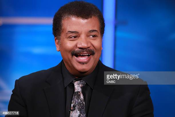 'StarTalk''s Neil deGrasse Tyson Director of the Hayden Planetarium in New York City in an interview on October 23 2015