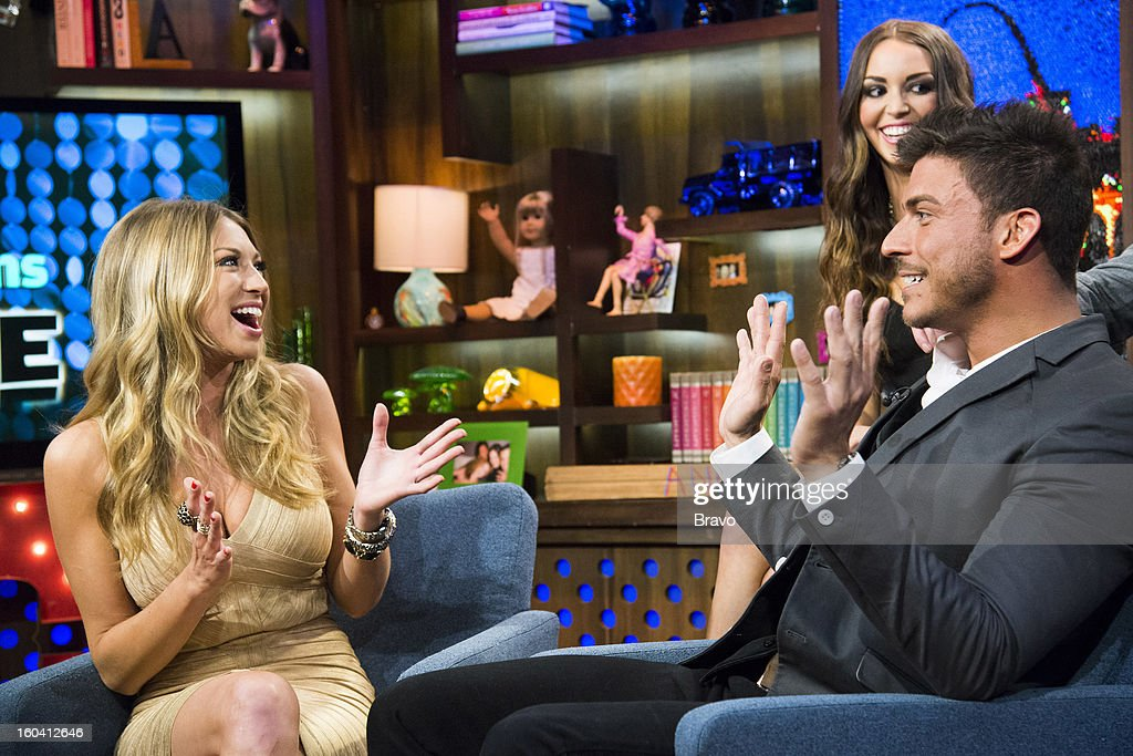 Stassi Schroeder and Jax Taylor -- Photo by: Charles Sykes/Bravo/NBCU Photo Bank via Getty Images