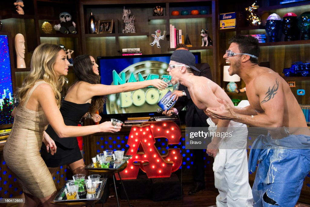 Stassi Schroeder, Scheana Marie, Tom Sandoval and Jax Taylor -- Photo by: Charles Sykes/Bravo/NBCU Photo Bank via Getty Images