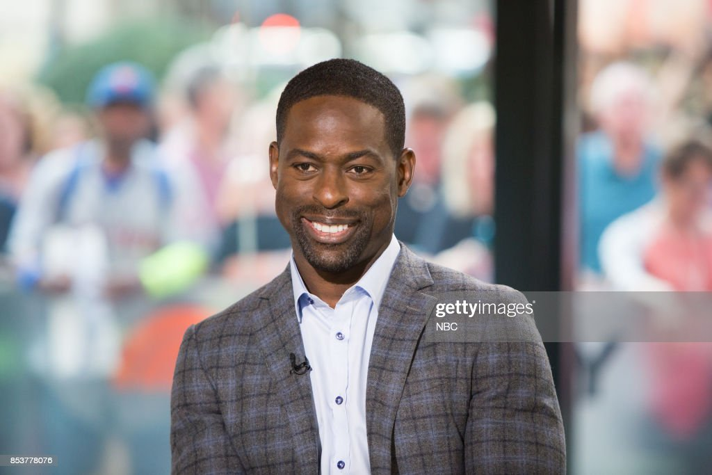 Sterling K. Brown on Monday, September 25, 2017 --