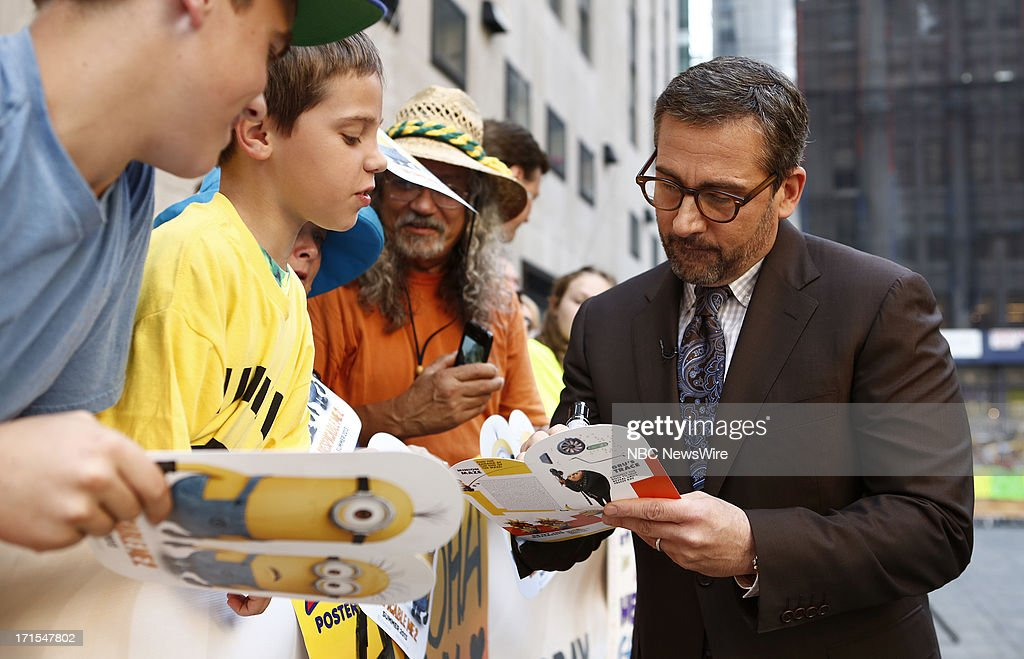 <a gi-track='captionPersonalityLinkClicked' href=/galleries/search?phrase=Steve+Carell&family=editorial&specificpeople=595491 ng-click='$event.stopPropagation()'>Steve Carell</a> appears on NBC News' 'Today' show --