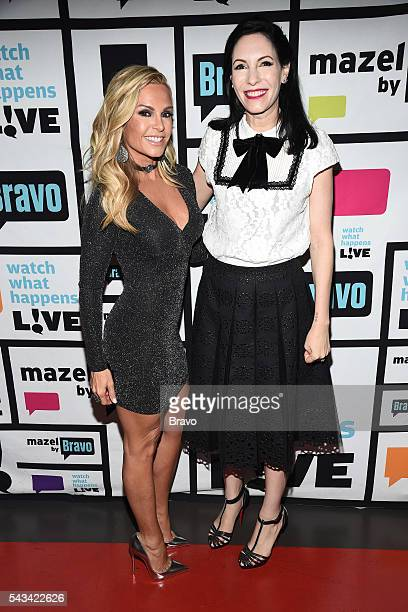 Tamra Judge and Jill Kargman