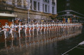 Tap dancers in a special performance during the 1983 Macy's Thanksgiving Day Parade Photo by Alan Singer/NBCU Photo Bank