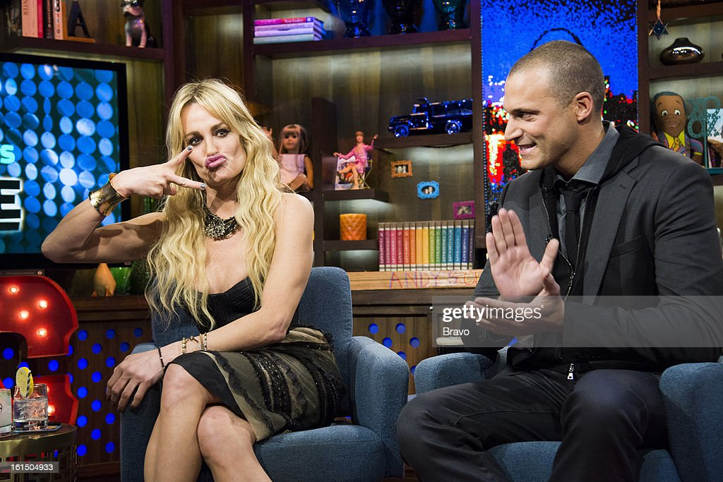 Taylor Armstrong and Nigel Barker -- Photo by: Charles Sykes/Bravo/NBCU Photo Bank via Getty Images