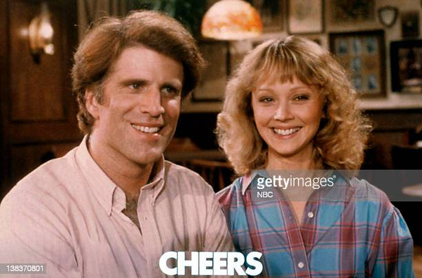Ted Danson as Sam Malone Shelley Long as Diane Chambers