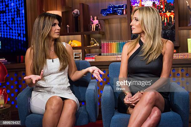 Teresa Giudice and Sonja Morgan