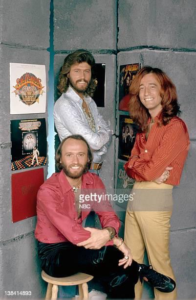 The Bee Gees Maurice Gibb Barry Gibb Robin Gibb