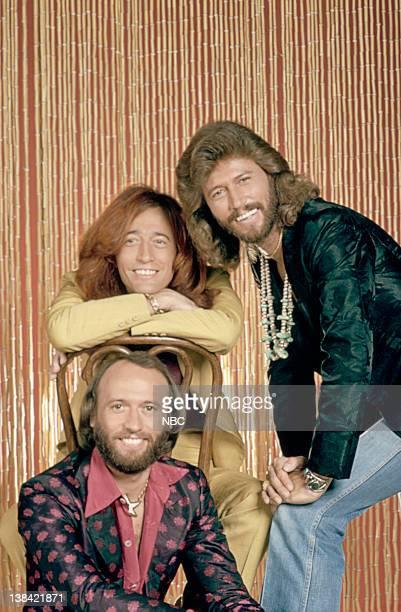 The Bee Gees Maurice Gibb Robin Gibb Barry Gibb