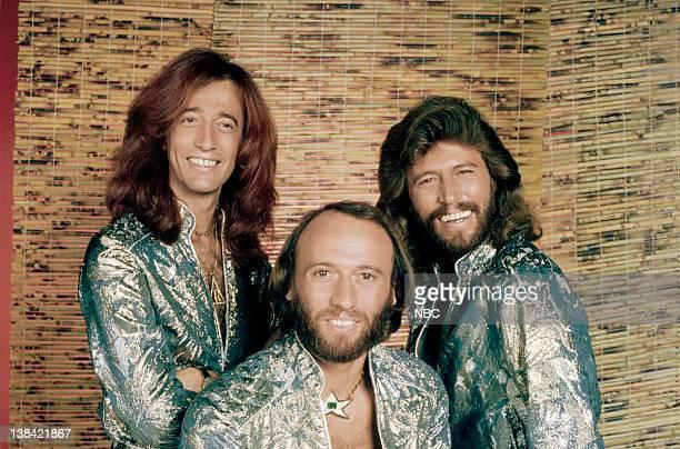 The Bee Gees Robin Gibb Maurice Gibb Barry Gibb