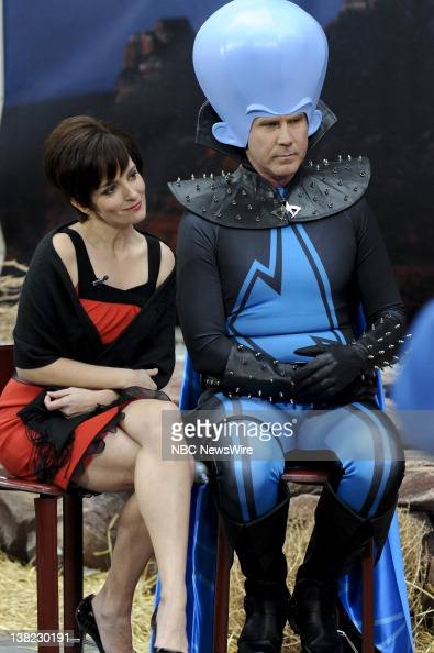 Image result for megamind tina fey and will ferrell