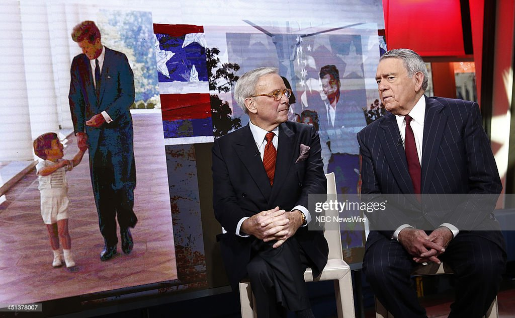 <a gi-track='captionPersonalityLinkClicked' href=/galleries/search?phrase=Tom+Brokaw&family=editorial&specificpeople=203263 ng-click='$event.stopPropagation()'>Tom Brokaw</a> and <a gi-track='captionPersonalityLinkClicked' href=/galleries/search?phrase=Dan+Rather&family=editorial&specificpeople=209204 ng-click='$event.stopPropagation()'>Dan Rather</a> appear on NBC News' 'Today' show --