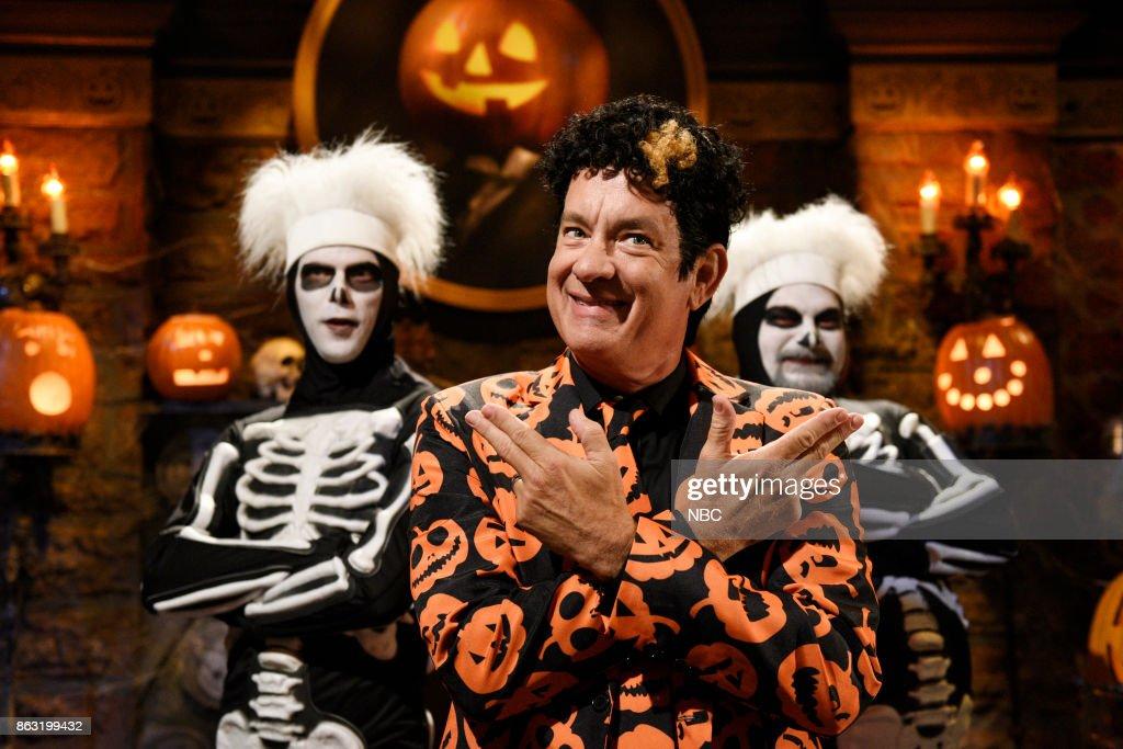 Tom Hanks as David S. Pumpkins --