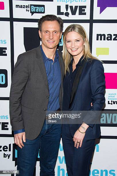 Tony Goldwyn and Jennifer Nettles