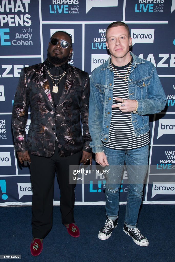 T-Pain and Macklemore --
