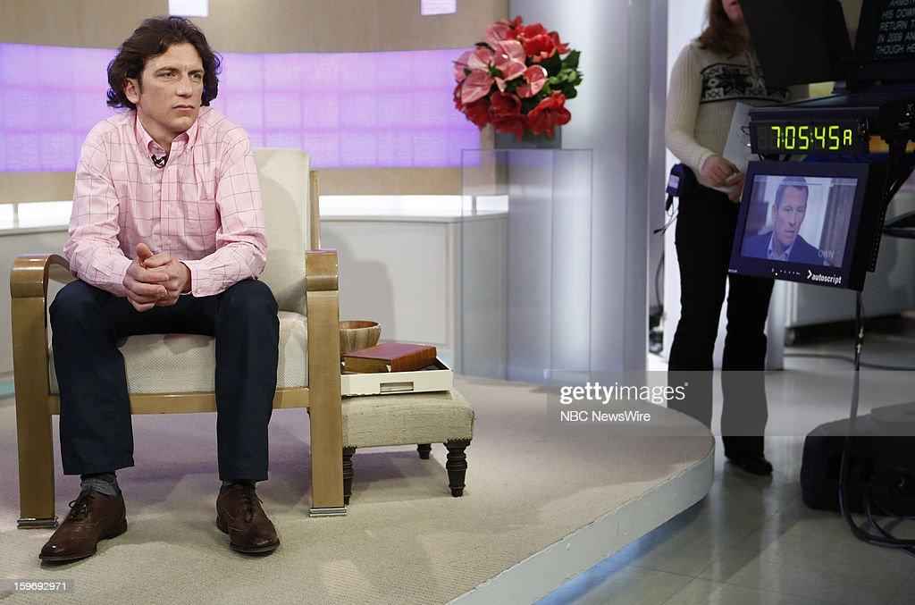 Tyler Hamilton appears on NBC News' 'Today' show --