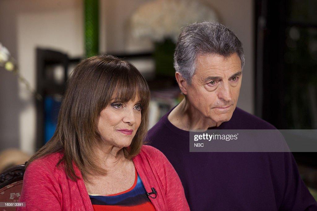 Valerie Harper, Tony Cacciotti --