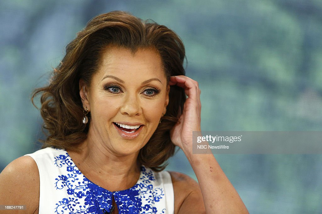Vanessa Williams appears on NBC News' 'Today' show --
