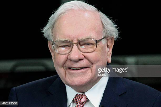 Warren Buffett chairman and CEO of Berkshire Hathaway and consistently ranked among the world's wealthiest people in an interview with Squawk Box on...
