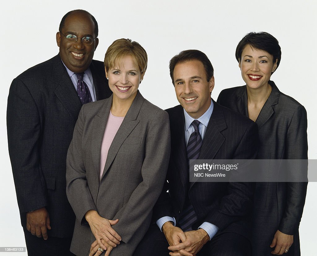 host katie couric stock photos and pictures getty images the today show