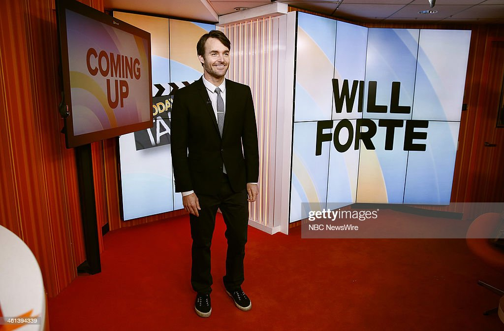 <a gi-track='captionPersonalityLinkClicked' href=/galleries/search?phrase=Will+Forte&family=editorial&specificpeople=2155213 ng-click='$event.stopPropagation()'>Will Forte</a> appears on NBC News' 'Today' show --