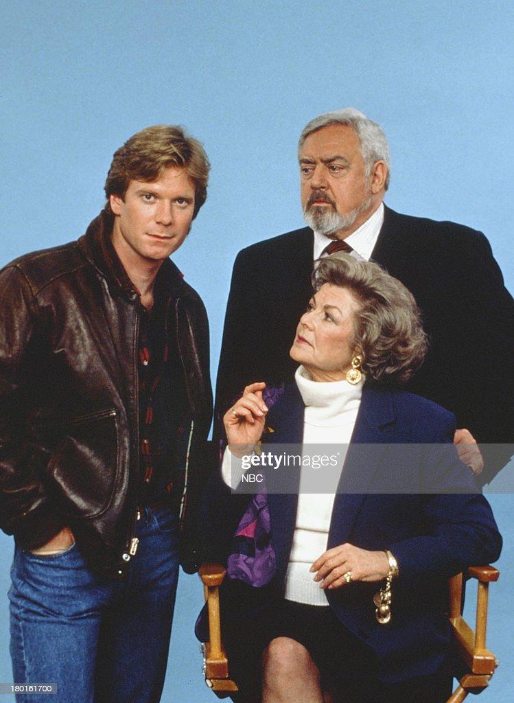 William R Moses as Ken Malansky Barbara Hale as Della Stree Raymond Burr as Perry Mason